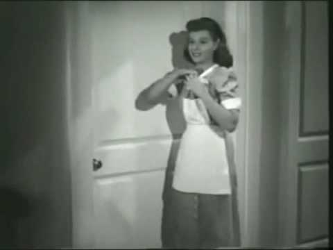 Paulette Goddard isTrouble!!!!!! (Trouble-Pink) Video