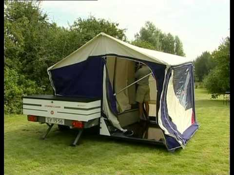 Combi Camp Valley (2009) demonstration video (1/3) - YouTube Gazelle