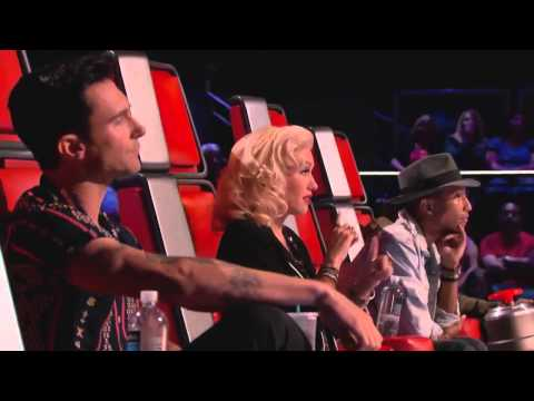 The Voice 2014 - Audição - It's So Hard To Say Goodbye To Yesterday