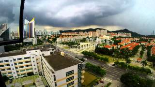 Timelapse from Dongguan