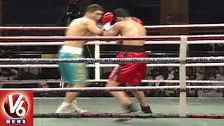 Hyderabad To Host Club Fights On April 28   Club Fights   Pro Boxing Leagues