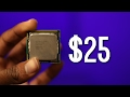 The $25 i7 CPU vs The i7 6700K: Are old Xeons worth it in 2017? | OzTalksHW