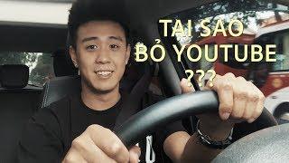 DAILY VLOG THỨ 2 !!! & TẠI SAO MÌNH BỎ YOUTUBE
