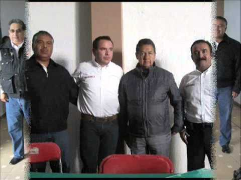 Primera Parte de la entrevista de radio con coordinadores de Morena en Valle de Chalco