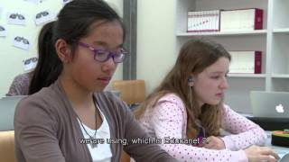 Interactive classroom: Smartphones support learning in and out of school - Switzerland