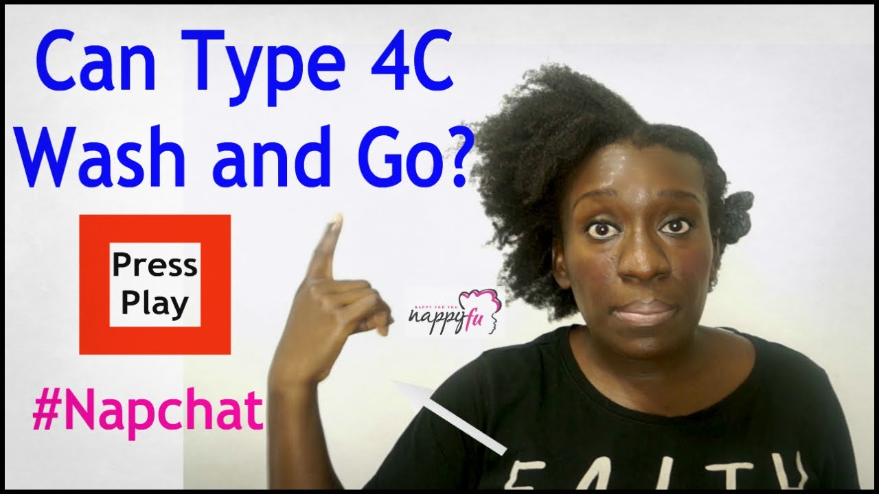 Natural Hairstyles They Say Type 4c Naturals Can Not