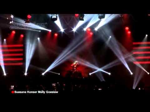 Yuk Nonton Lagi Konser Melly The Queen of Soundtrack