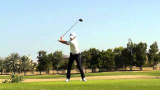 Eddie Pepperell swing