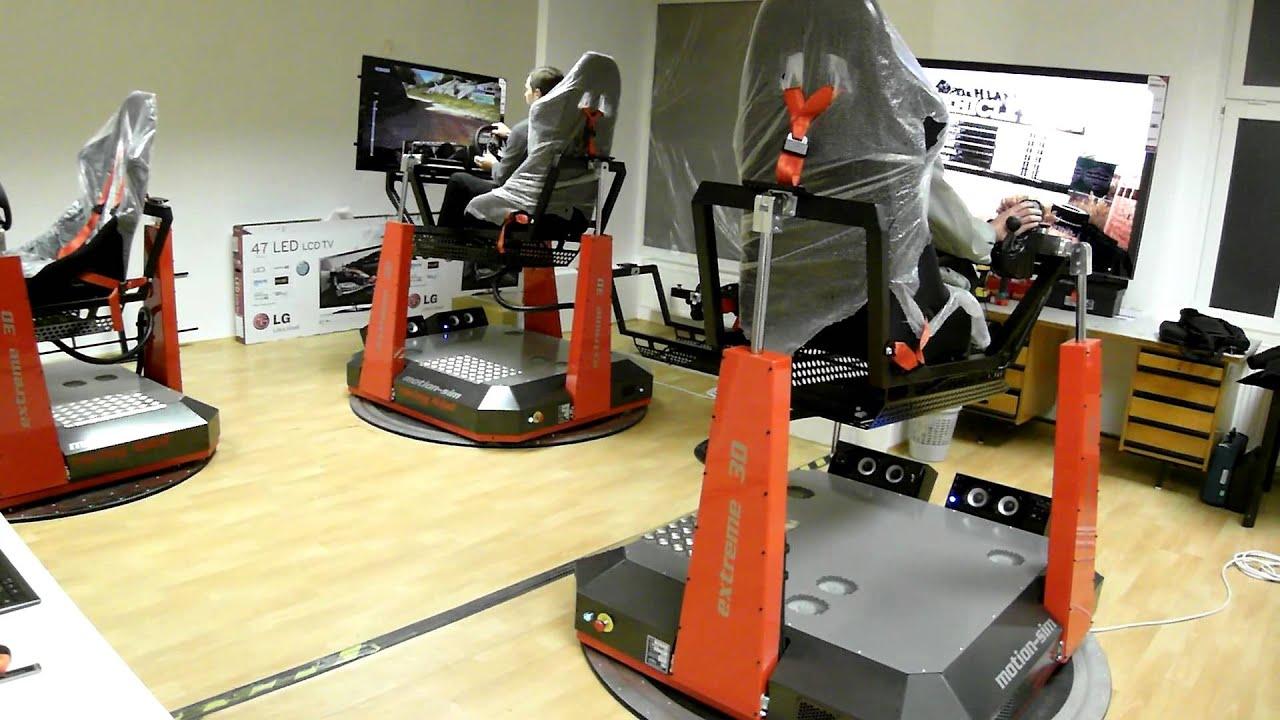 Home Racing Simulator For Sale