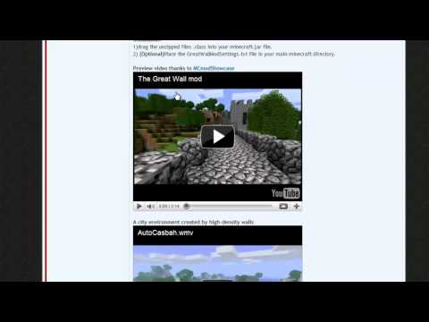 How to Install any Mod on Minecraft - Full Tutorial