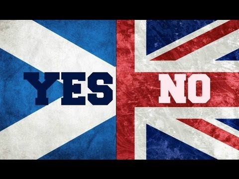 The vote for Scottish independence was a close call.
