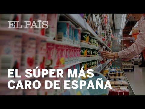 ¿Por qué comprar en el SUPERMERCADO MÁS CARO de ESPAÑA?