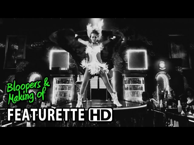 Sin City: A Dame To Kill For (2014) Featurette - Nancy