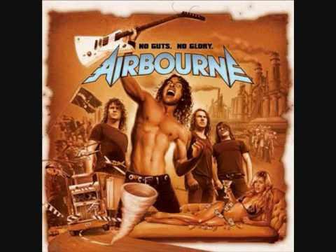 Airbourne - Overdrive
