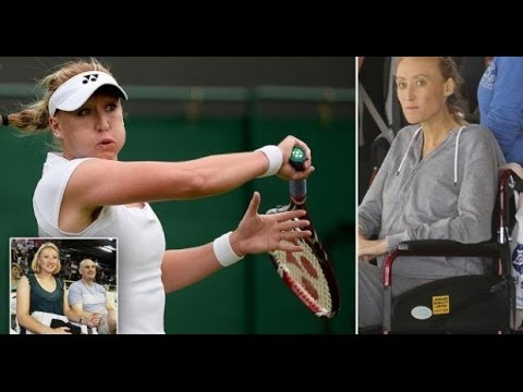 Elena Baltacha: Former British number one dies of liver cancer