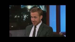 Ryan Gosling Is Always High Funny Moments