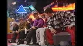 Take That - Going Live & Live & Kicking Best Bits Montage 1990's