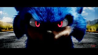 "Sonic The Hedgehog - ""Gotta Go Fast"" 