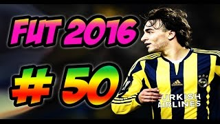 Fut 2016 - Türkçe Ultimate Team / #50 / Div 1