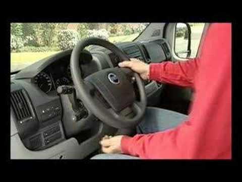 Fiat Ducato Interiores Video