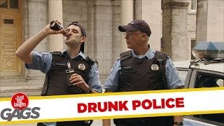 Drunk Police Officer Prank - Throwback Thursday