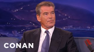 Pierce Brosnan's Dirty Robin Williams Story
