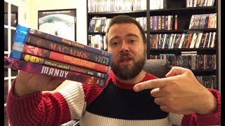 Horror Blu-Ray Collection Update 5 Pickups! Slasher, Foreign, Arrow Video