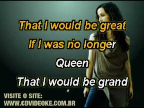Alanis Morissette   That I Would Be Good