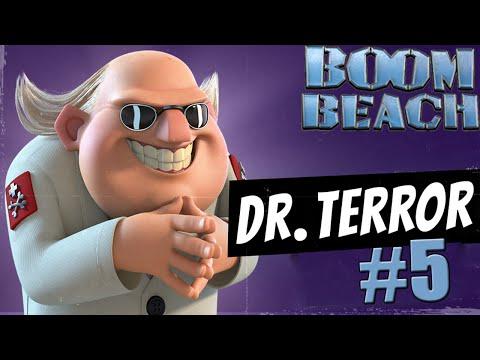 Matones, Zucas y Médicos | Doctor Terror #5 | Boom Beach [Español]