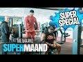 WAARSCHUWING: Doe deze training niet na (250kg Benchpress) // #DAY1 Super Special 3.0