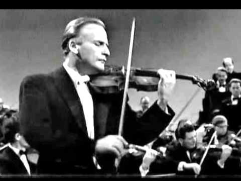 YEHUDI MENUHIN - VIVALDI - Violin Concert in E Flat Major RV 253