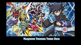 Character Deck - Chazz Princeton (Manjoume Jun) Turbo Deck