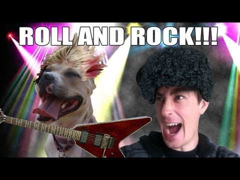 ROLL AND ROCK!!! - DANEBOEVLOG