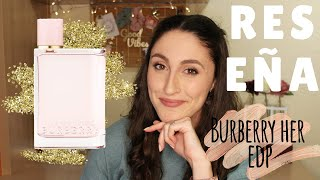 RESEÑA: Burberry - BURBERRY HER EDP 🍓 |Smarties Reviews