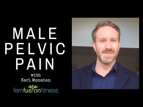 Male Pelvic Pain w/ Karl Monahan | FemFusion Fitness