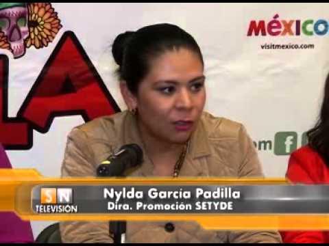 Presentan Feria de Tlaxcala en Pachuca, Hidalgo