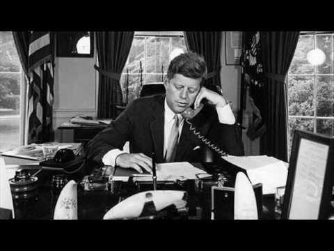 California Gov. Pat Brown & Jerry Brown Discuss Defeat of Nixon in 1962 with JFK