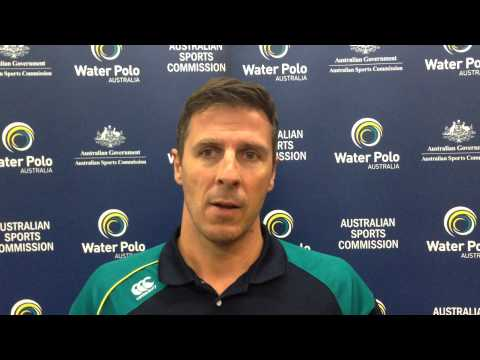 Rio Olympic Games preparation - Elvis Fatovic