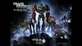 Transformers Prime theme