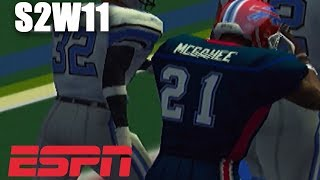 ESPN NFL 2K5 BILLS FRANCHISE VS LIONS (S2W11)