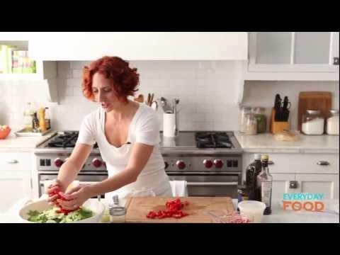 Greek Salad | Everyday Food with Sarah Carey