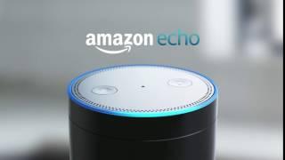 Amazon Echo: #JustAsk