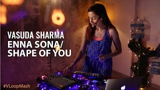 download lagu Enna Sona / Shape Of You - Vasuda Sharma gratis