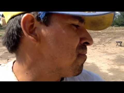 OSCAR EL AMANZADOR DE IGUANA!!! DE QUIMILI ,SANTIAGO DEL ESTERO