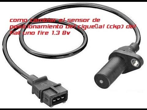 Como Cambiar El Sensor De Posicionamiento Del Cig 220 E 209 Al