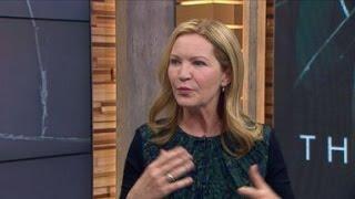 Joan Allen Talks 'The Family'
