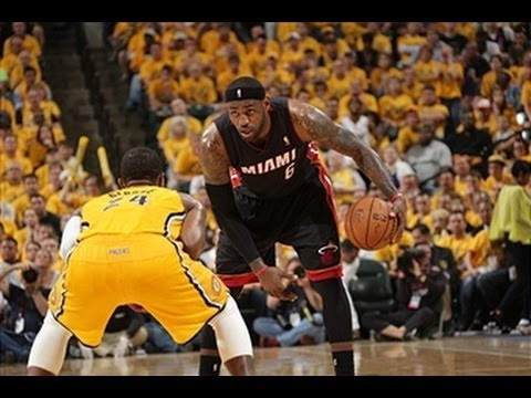 Heat vs. Pacers: Game 2 Highlights