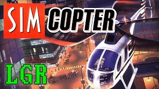 LGR - SimCopter - PC Game Review