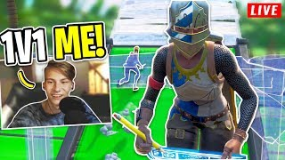 🔴1V1 ME PLEASE!! / INTENSE 1V1'S LIVE / Fortnite Xbox (Fortnite Battle Royale)