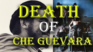 Ernesto Che Guevara Death in 1967,Bolivia || taajavaarthalu